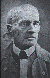 "Elder Burch, author of the Shaker Hymn, ""Simple Gifts,"" looks like Lurch from the Addam's Family."